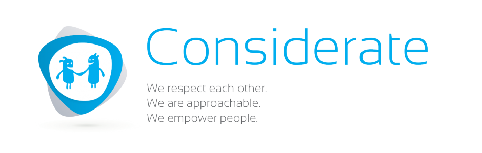 VALUES-Considerate